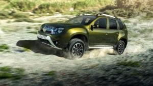 Купить Renault Duster