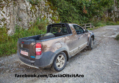 Renault (Dacia) Duster пикап