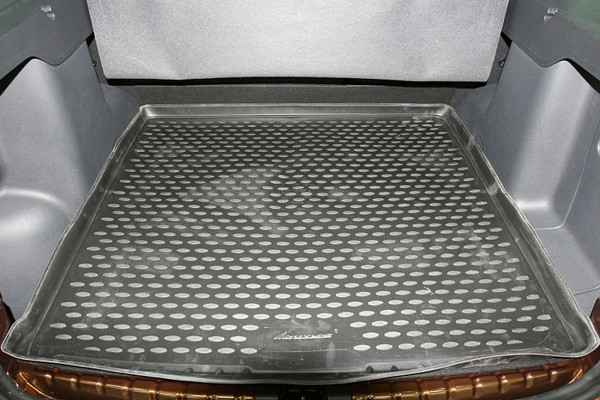 Коврик в багажник Рено Дастер