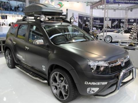 Renault Duster Darkster от ELIA