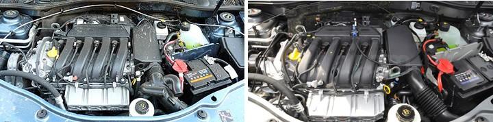 Двигатель 2.0 на автомобилях