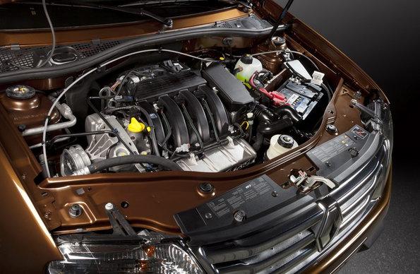 Двигатель Remault Duster объемом 1,6