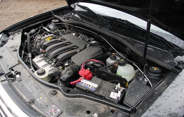 Двигатель Renault Duster объемом 2,0