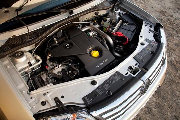 Дизельный двигатель Renault Duster объемом 1,5