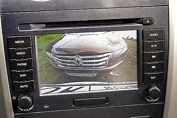 Great Wall Hover H5 2.4 MT Аудио система с камерой заднего вида