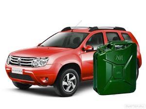 Расход топлива Renault Duster