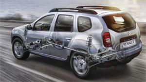 Подвеска Renault Duster