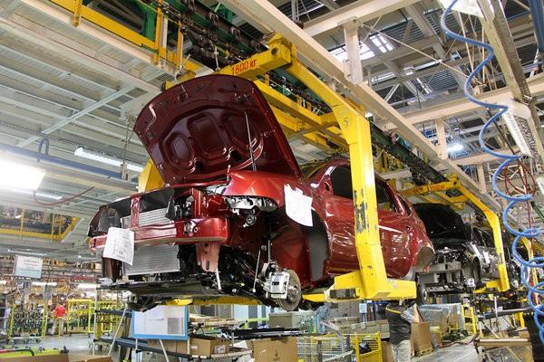 Мощьность производства 80 тысяч авто в год