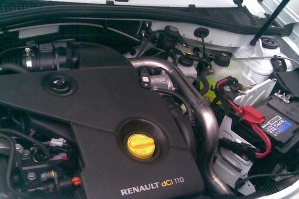 Renault Duster дизельный двигатель