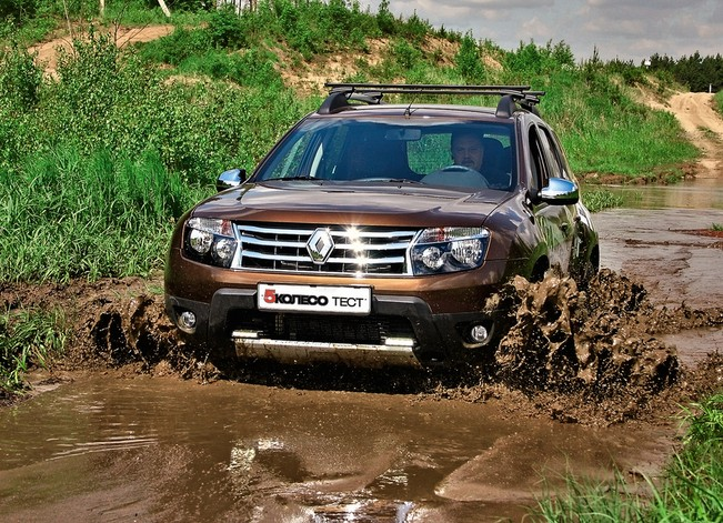 Renault Duster 2.0 MT