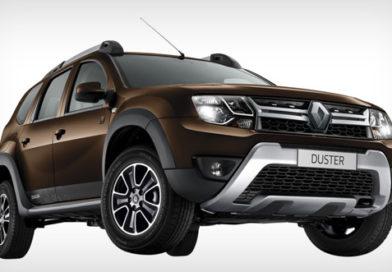 Спецверсия Renault Duster Dakar Edition 2016
