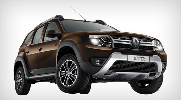 Duster Dakar Edition