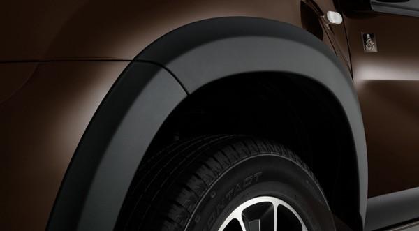 Защищенная арка Duster Dakar Edition