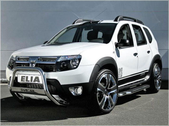 Renault Duster от Elia