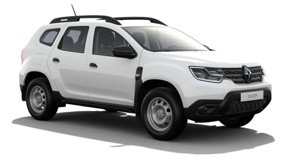 Renault Duster 2 Life Экстерьер
