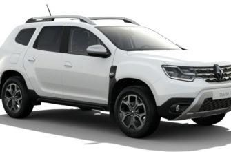 Renault Duster 2 Style экстерьер
