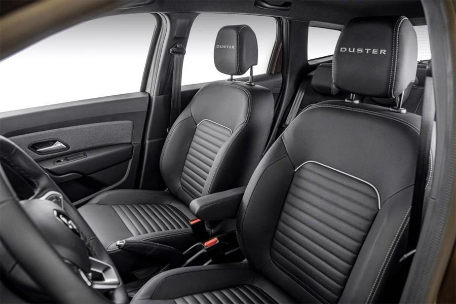 Renault Duster 2 передние сиденья