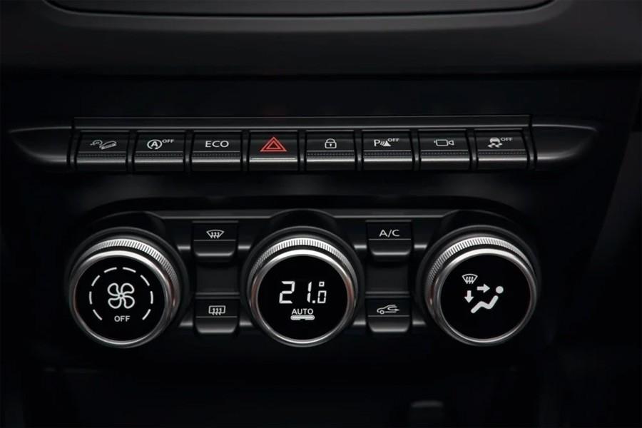 Renault Duster 2 климат контроль