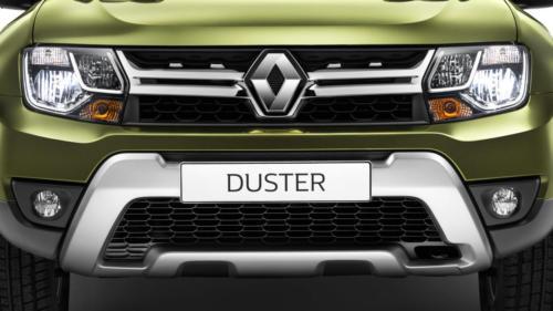 Экстерьер Renault Duster
