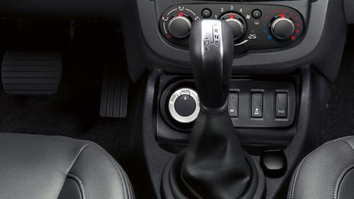Интерьер Renault Duster